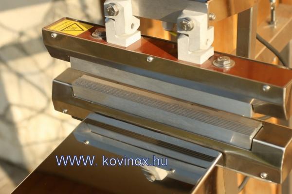 bc465a98c29d Fóliahegesztő gép, Melegen hegesztő, Egyedigyártású, rozsdamentes ...